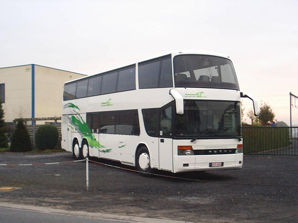 Carrosserieherstellingen bussen