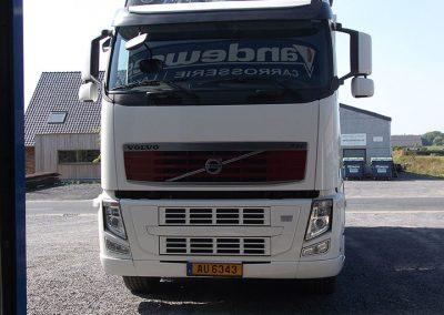 arrosserieherstellingen vrachtwagens